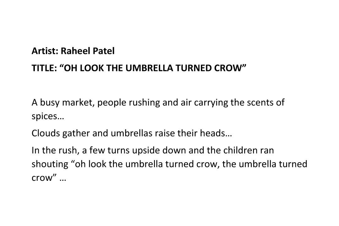 UmbrellatoriumLabelLookCrow