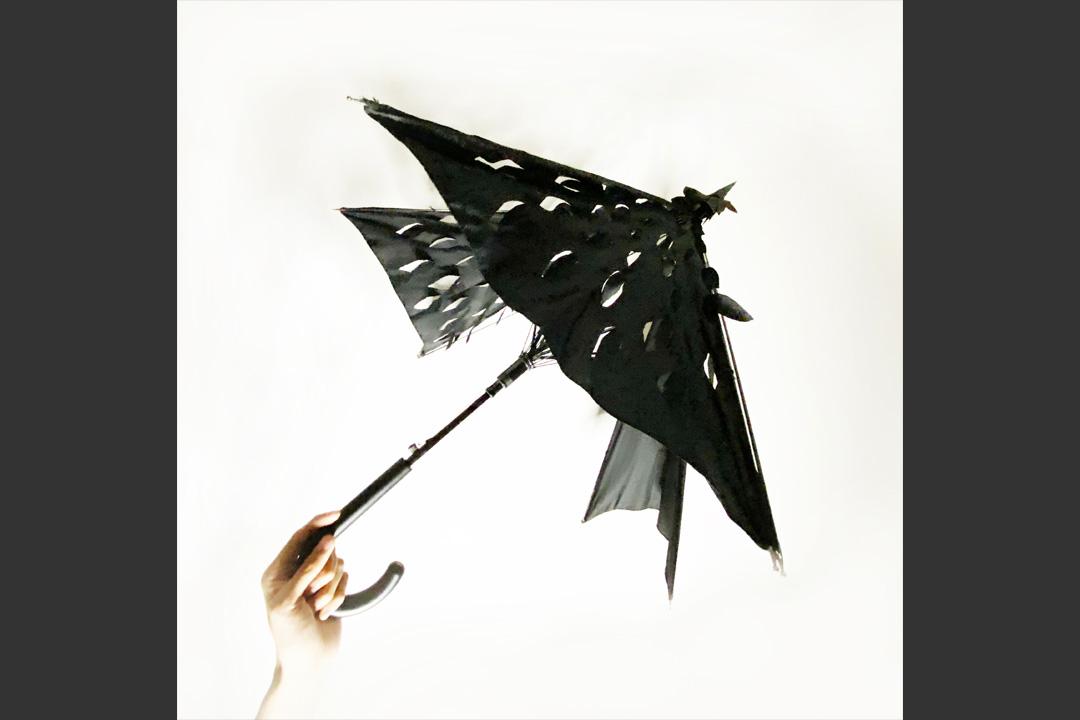 UmbrellatoriumLookCrow2